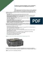 El Cisco 7200 Series Router VXR Ofrece Excepcional Rendimiento