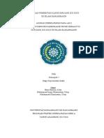 Cover Laporan Presentasi Kasus Diruang Icu