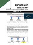 Sesion 7 - Fuentes de Inversion