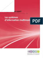 Position GART Les Systemes Dinformation Multimodale