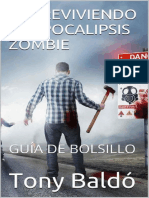 Sobreviviendo El Apocalipsis Zombie