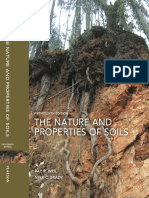 The Nature and Properties of Soil 15th ed