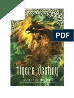 El Destino Del Tigre
