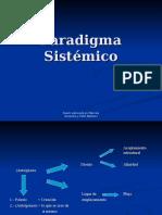 Presentación  N° 5 (Paradigma Sistémico)