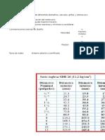 2. Red de Distribuccion HUANASPAMPA