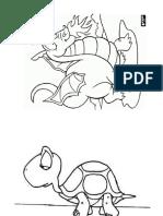 Asertividad Dragon Tortuga Persona Iluminar