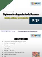 Sistemas de Produccion e Inventario