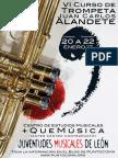 VI Curso de Trompeta - Juan Carlos Alandete - Enero 2017