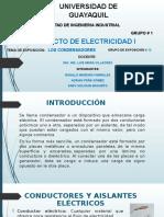Diapositivas de Condensadores (1)