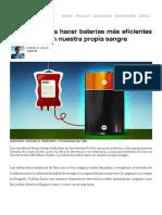 El secreto para hacer baterías más eficientes podría estar en nuestra propia sangre.pdf