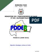Burkina Faso PDDEB Phase 2 2008-2010.pdf