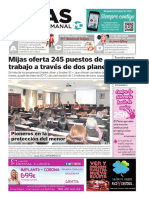 Mijas Semanal nº713 Del 25 de noviembre al 1 de diciembre de 2016