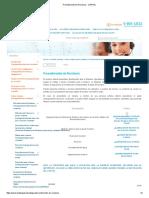 Procedimiento de Reclamos - OSIPTEL