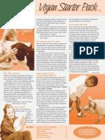 Vegetarianismo - Vegan Starter Pack (ingles).pdf