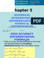 CHE 555 Numerical Differentiation.ppt