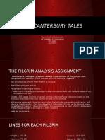 Pilgrim Analysis Assignment