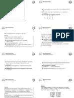 Permutaciones - Matemáticas Discretas