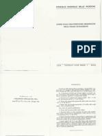 Norma CNR 78-1980 - Norme Sulle Caratteristiche Geometriche Delle Strade Extra Urbane