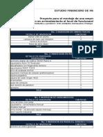 Momento Tres Evaluación Financiera y Análisis de Sensibilidad