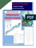 06 Medidas de Dispersión - Coef de Variación