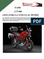 Multistrada Gran Turismo 1200