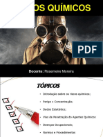 Riscos Químicos Atualizado