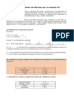 Calculo de Dosificación ACI Modificado