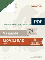Manual Salida 2014