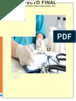 """Materiales Médicos """"NURSE"""""""