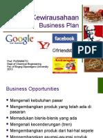 Business Plank Wu 2016