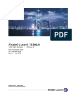 3AL75196AAAA_V1_Alcatel-Lucent 1626 Light Manager (LM) Release 6.1 User Provisioning Guide