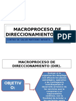 MACROPROCESO DE DIRECCIONAMIENTO.pptx