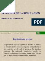 Regulacion de Precios