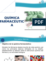 quimica farmaceutica .. introduccion