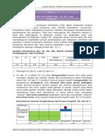 Analisis SKL, KI Dan KD