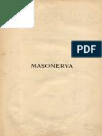 Masonerya by Dr. Józef Sebastian Pelczar Biskup