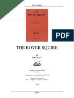 El Escudero Rover-Gilcraft