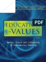 Education for Values.ebooKOID