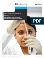 Bms Research Honours Booklet 2017