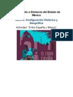 Entre España y México