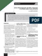 Faltantes y Sobrantes Determinacion Del IGV e IR Sobre Base Presunta