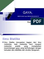 Statika ke1
