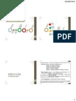 Aula 01 - Processo Civil - Execução - Noções Gerais e Princípios