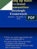 Forming BECs