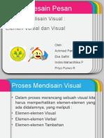 Proses Mendisain Visual