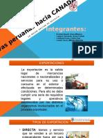 Diapositivas Expresion Oral - Exportacion Uvas