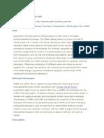 Computation of Descriptors for QSAR
