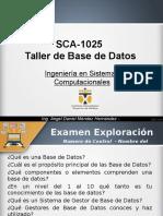 Base de Datos - Introduccion