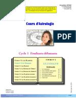 Cours d Astrologie 1 2