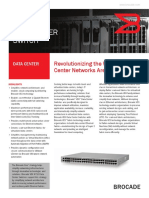 Brocade VDX 6710 Data Center Switches Datasheet